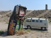 "Visit to the ""International Car Forest of the Last Church"" – Goldfield, NV"