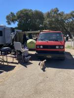 Carmel camping