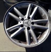 Mercedes C230 Kompressor Coupe Rims