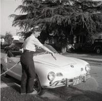 Vintage Karmann Ghia