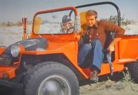 EMPI Sportster buggy in The Six Million Dollar Man