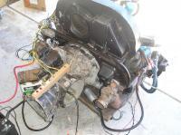 Floor Starting a FI engine