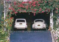 Pre-production Squareback at home in 1964