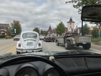 Lots of VWs