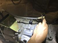 Subaru Transmission Clutch Cable Solution