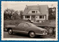 Ghia photo from 1960