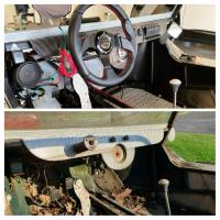 Grandfather / Grandson Dune Buggy Project