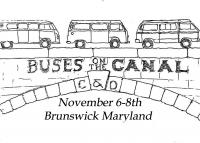 buses on canal