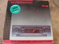 1970 VW stereo