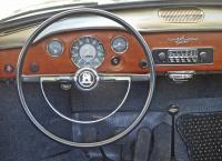 1967 Karmann Ghia Dashboard