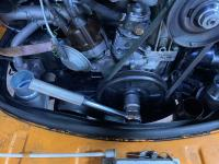 Maxi 2 oil pump rubbing
