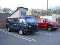 My Van, Then & Now