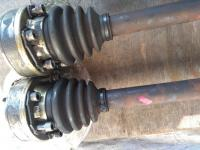 5 year 50,000 mile CV inspection, Empi complete new axles