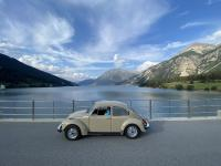 Trip through Tyrolan Alps with my 1974 Super