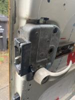 Side door latch