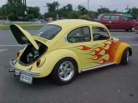 Herbie Cruise Across America - OK City