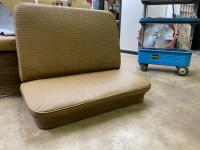 60/40 Seat Reupholstery