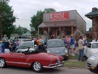 Herbie Cruise / Roadside Stop / Stroud, OK