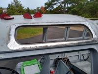 panelvan to deluxe conversion