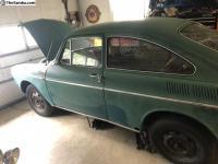 66 L610 Green Fastback