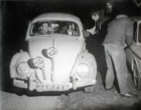 Rallye Bug with driving lights