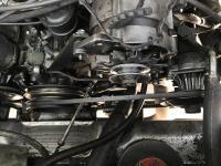 broken alternator belt