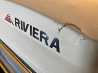 Fiberglass damage