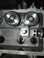 Pauter pushrod tubes leaking.