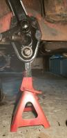 Lower torsion bar orientation