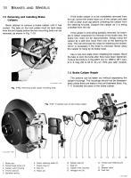 Type 3 disc brake compensation pin