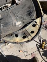 Deck lid repair
