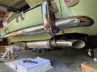 63 Notchback T4 engine