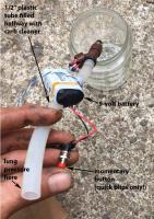 injector test tool (Subaru injector shown)