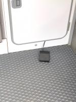 Vanagon sink foot switch