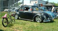VW's and bikes just go together!!