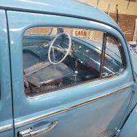 '63 Bug windows