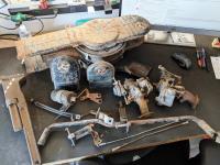Latest parts purchase - Dual Carburetors 1500 & 1600 Type 3