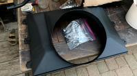 fan shroud powder coating