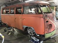 66 solid fire truck red makeover