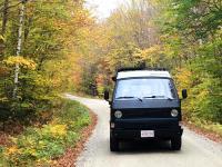 Front of Van