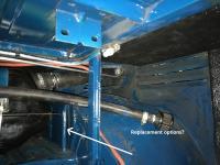 64 Fuel Door Drain Tube