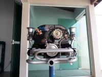 Kolbercrank SP1600 engine