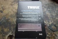 Thule 542 rain gutter