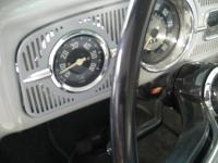 My VDO Tachometer installed