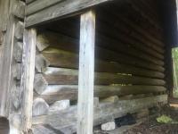 VW fun challenge Log cabin