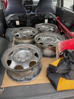 CLK Wheels