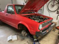 Mk1 Caddy project