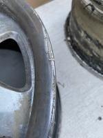 CLK Wheels from pick'n'pull