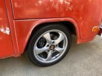 Vee Dub Nut's Subaru Swapped Late Bay