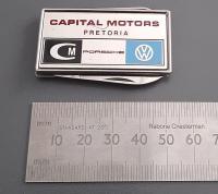 Capital Motors South Africa money clip
